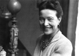 """""""Ženom se ne rađa. Ženom se postaje."""" (Simone de Beauvoir)"""